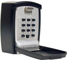 Wall Mount Key Storage Lock Box Push Button Lockbox - seniors, medical emergency