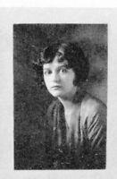 ROSEMARY DECAMP 1928 Pheonix Union High School Yearbook