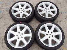 JDM 18x8.5JJ +35 5X120 Iding Power Racing Wheels Rims M3 E36 E46 318i 320i 330i