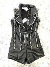 glamour dance costumes Small Child Studded Bling Dancewear