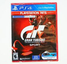 Gran Turismo Sport Hits: Playstation 4 [Brand New] Ps4