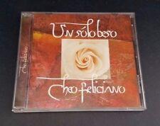 CHEO FELICIANO INTERPRETA A ARMANDO MANZANERO / UN SOLO BESO / CD / NM+