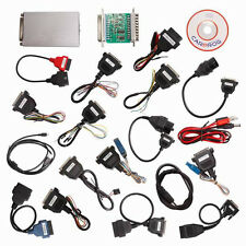 Carprog V10.05 Full EEPROM ECU IMMO Support Airbag Reset With 21 Items Adapters