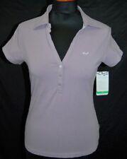 Röhnisch Golf Shirt Stretch New Size M Polo buttons function 85,- Super Soft