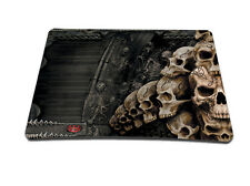 Skulls Anti-Slip Gaming Mouse Pad Rubber PC Mice Mat For Optical Laser Mouse