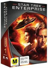 Star Trek Enterprise Season 1 - DVD Region 4