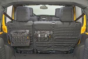 Smittybilt G.E.A.R. Rear Custom Fit Seat Cover For '07,'13-'16 Jeep Wrangler JKU
