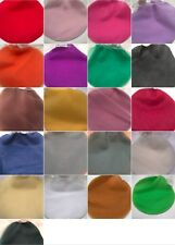 "50 pack 9"" Tulle Circles Wedding Bridal Party Favor Favor Fabric Decoration Tutu"