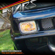 JDM GTR Crystal Bumper bar Turn Signal Indicator Lights for Nissan Skyline R34