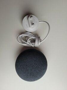 Google Nest Mini Wifi 2 Gen  Assistant Vocal Enceinte Connectée