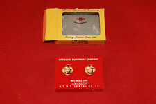 USMC Officers' Equipment Company Button Dress Screwpost insignia Box Anodized