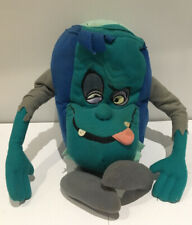 """Pagemaster Horror Book Plush Hunchbook Movie 10"""" Soft Toy - Applause 1994 RARE"""