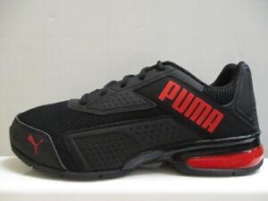 "Puma Leader VT Nubuck Mens Trainers UK 11 US 12 EUR 46 CM 30 REF 6683"""