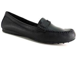 Giani Bernini Women's Dailyn Memory Foam Loafers Black Size 8 Wide