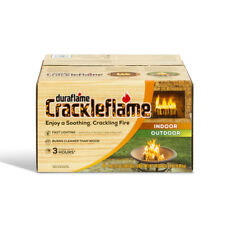 Duraflame 6 Pack 4 lb Fire Logs Easy To Light Nature Environmental Friendly New