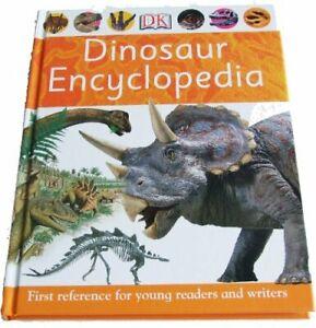 Dinosaur encyclopedia by Bingham, Caroline Book The Cheap Fast Free Post