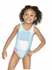Vineyard Vines for Target Toddler Girls Patchwork Whale Swimsuit ~ Size 2T