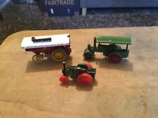 Lesney Diecast X 3 Traction Engines
