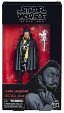 STAR WARS THE BLACK SERIES LANDO CALRISSIAN FIGURE E1206