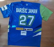 Sasa Barisic Jaman Match worn Jersey Slovenia National team