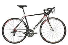 2012 Focus Cayo Evo 2.0 Road Bike Medium Carbon Shimano Ultegra Di2 6770 Fulcrum