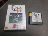PGA Tour Golf III (Sega Genesis, 1994)