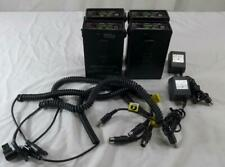 Lot of 4 Quantum Turbo Flash Batteries, 3 Chargers & 4 CKE Flash Cables