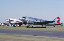 Original 35mm Aircraft slide Douglas DC-3C #65