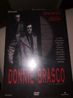 DONNIE BRASCO de Mike Newell con Johnny Depp