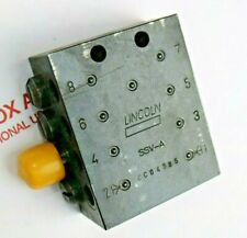 Lincoln Flow Divider Hydraulic Valve Ssv A Cat Caterpillar 171 8868 Spare Part