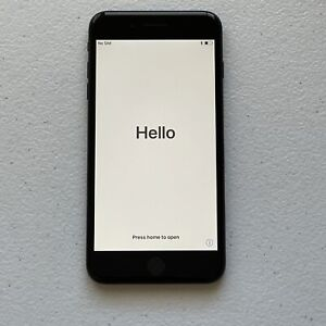 Apple iPhone 7 Plus Factory Unlocked 256GB Black A1661 GSM Versizon AT&T TMobile
