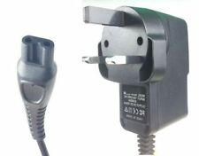 Enchufe de la UE Universal AC Power Adaptador De Cable Cargador Para Afeitadora Philips HQ8500 G