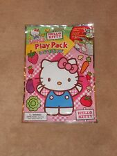 New, Hello Kitty Super Play Pack Grab & Go