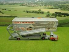 Dinky Supertoys 894 Tracteur Unic 1/43 OVP (II) H1020