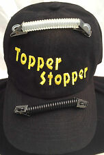 Cap Hat Leash Retainer TOPPER STOPPER Sailing Kayaking Fishing Boating FREE SHIP