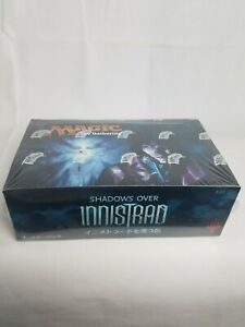 SHADOWS OVER INNISTRAD Booster Box JAPANESE. New/Sealed. MTG