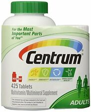 Centrum Multivitamin for Adults - 425 tablets - Includes travel size bottle