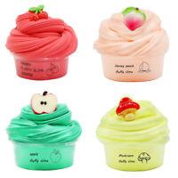 DIY Slime Supplies Fruit Kit Cloud Slime Aromatherapy Pressure Kids Children -