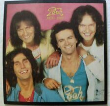 POOH LP 1978-1981 + POSTER 33 GIRI VINYL ITALY 1981 CGD 20244 NM/NM