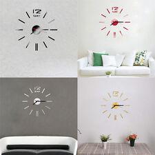 Designer analoger Wanduhr Wandtatoo Kollektion Zahl Wand/Aufkleber/Dekora SAA///