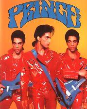 PRINCE 1990 NUDE TOUR CONCERT PROGRAM BOOK BOOKLET / EXCELLENT 2 NEAR MINT