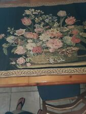 Corona Decor Co. Artwork Tapestry Floral Wall Hanging