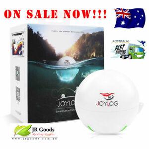 Wireless Fish Finder JOYLOG Portable Bluetooth Smart Sonar Depth 0-40M AU STOCK