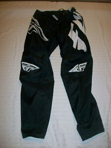 FLY RACING MOTOCROSS PANTS MENS SIZE 34 FLY MOTOCROSS/ATV OFFROAD PANTS NICE!