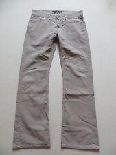 Levi's 512 Cord Bootcut Jeans Hose, W 33 /L 34, beige, Herren Cordhose, RAR ! 50