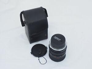***Tamron Adaptall 2 35-80mm Zoom w/Case***