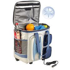 Xcase Thermoelektrische Kühltasche mit Trolley-Funktion, 40 Liter, 12 Volt