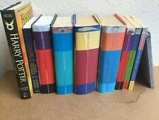 Harry Potter  book set x 10  (original first edition  )  JK Rowling