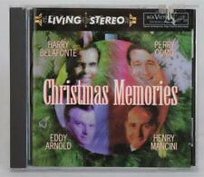 Living Stereo Christmas Memories Harry Belafonte Perry Como Eddy Arnold Mancini