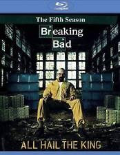 Breaking Bad: The Fifth Season 5 Five (Blu-ray Disc, 2013, 2-Disc Set) - NEW!!